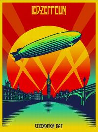 Cover Led Zeppelin - Celebration Day [DVD]